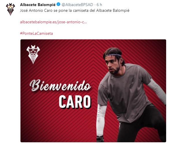 Altas y Bajas confirmadas Liga 1.2.3 Temporada 2018-2019 - Página 2 Jose_a10