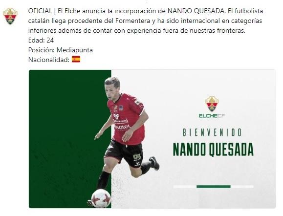 Altas y Bajas confirmadas Liga 1.2.3 Temporada 2018-2019 Nando_10
