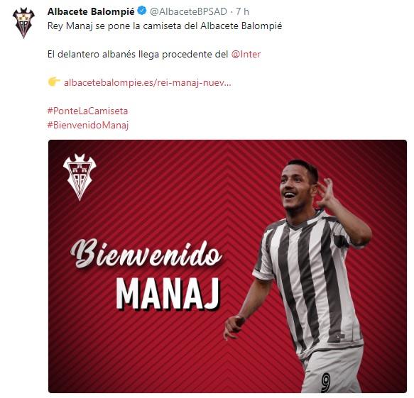 Altas y Bajas confirmadas Liga 1.2.3 Temporada 2018-2019 Rey_ma10