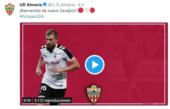 Altas y Bajas confirmadas Liga 1.2.3 Temporada 2018-2019 - Página 3 Saveli10