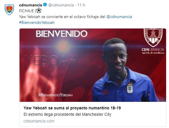 Altas y Bajas confirmadas Liga 1.2.3 Temporada 2018-2019 Yaw_ye10