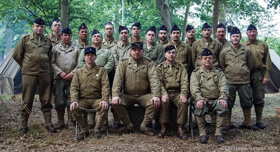 9ème Compagnie du Régiment de Marche du Tchad - Strasbourg Sk10