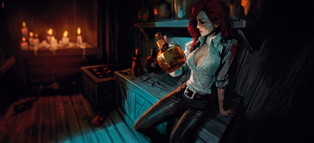 One more magic potion [PV Lilith] Miss_f11