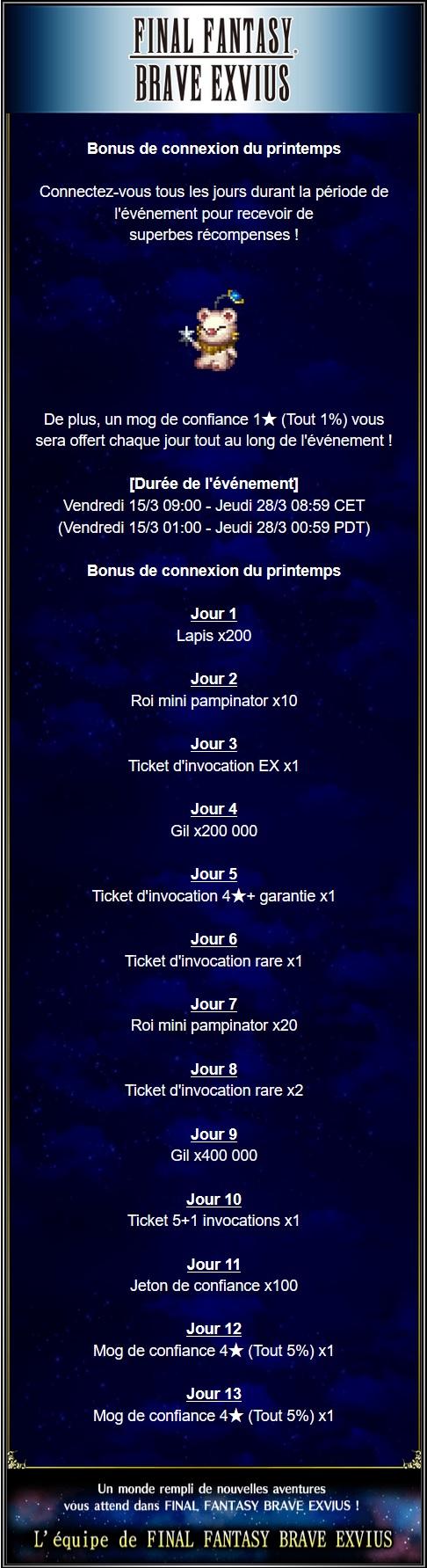 Bonus de connexion du Printemps - du 15/03 au 28/03/19 Captu124