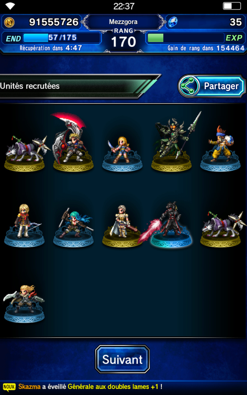 Invocations du moment - FFBE (Hyoh) - Page 5 Screen90