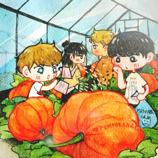 Challenge 01 : Pumpkin Farm Q01-110