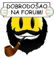 Pozdrav forumaši lulaši i ostali Welkam20