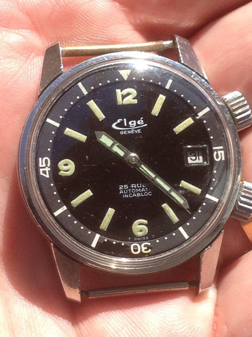 Relógios vintage de Coração  & Design Francês - Página 3 72462110