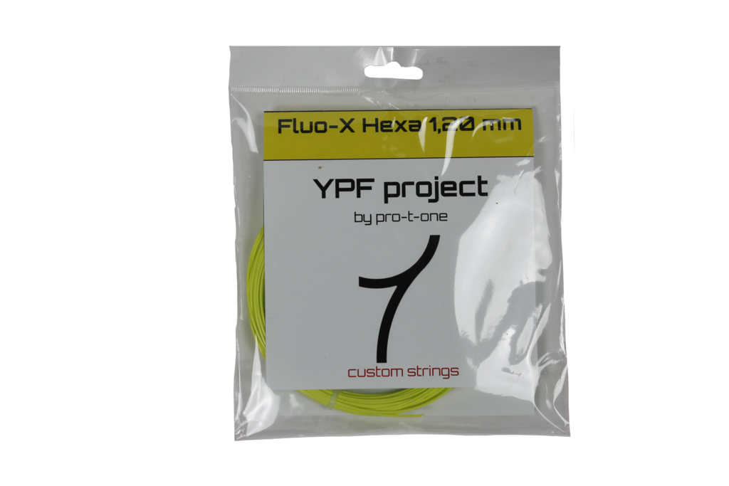 YPF Project String Fxh12010