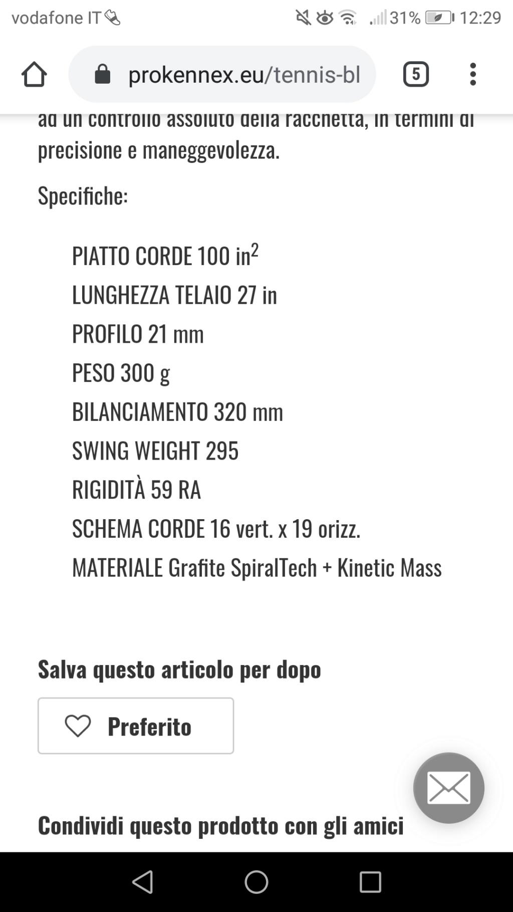 Scelta racchetta tra i 280 e i 290 gr. - Pagina 2 Screen26