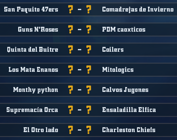 Liga Alianza Mixnotauro 4 - División Cuerno de Bronce / Jornada 2 - hasta el domingo 12 de enero - Página 2 J2_bro10