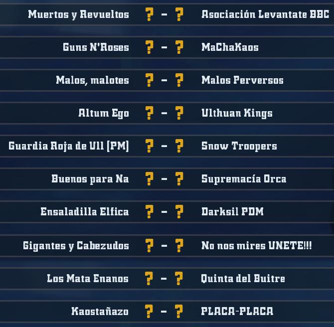Liga Alianza Mixnotauro 3 - División Cuerno de Bronce / Jornada 5 - hasta el domingo 24 de noviembre - Página 2 J5bron10