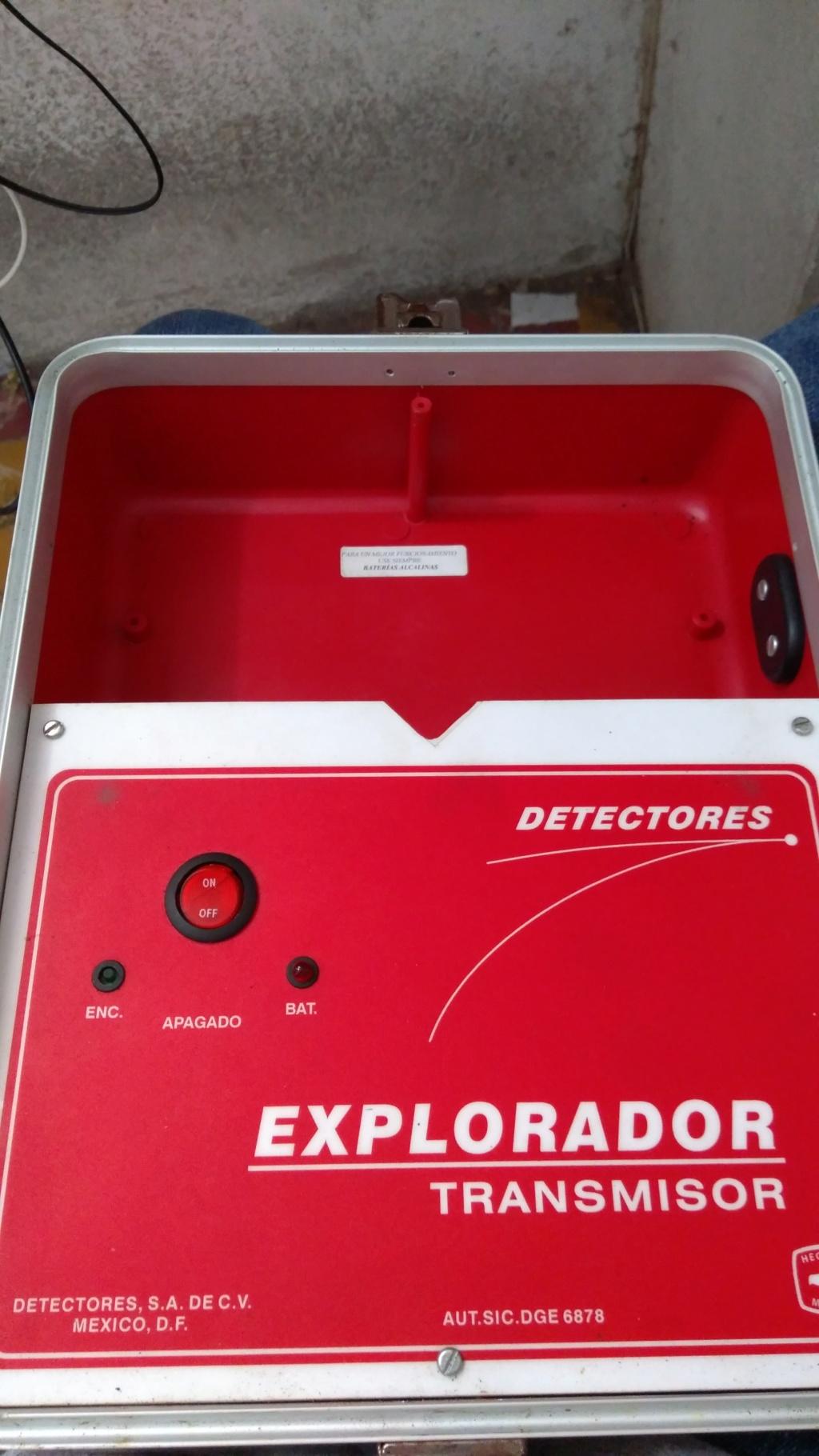 les COMPARTO DIAGRAMA DEL DETECTOR EXPLORADOR Img_2024