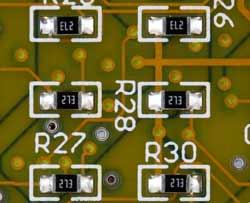 Quiero hacer shunt mod y tengo un resistor extraño.. Smd-re10