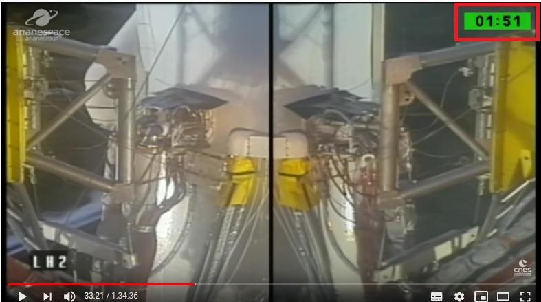 HS : Décompte lancement Ariane Ariane10