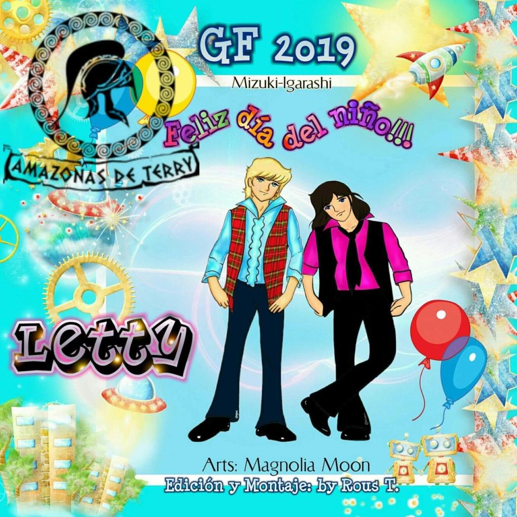 Desde la fundación K-G Amazonas de Terry ENTREGA Día del Niño By Rous & Moon 656e6810