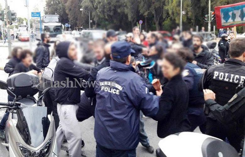 Στην Κρήτη πιάστηκαν στα χέρια για την ανάπλαση ενός πάρκου D2206m10
