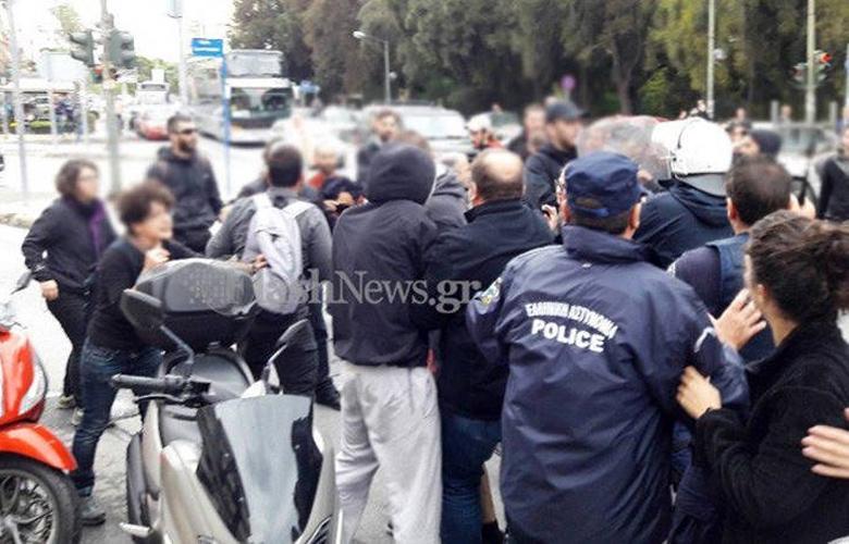 Στην Κρήτη πιάστηκαν στα χέρια για την ανάπλαση ενός πάρκου Tj5l0a10