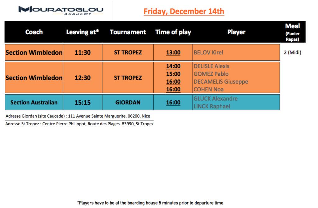 Friday, December 14th Screen62