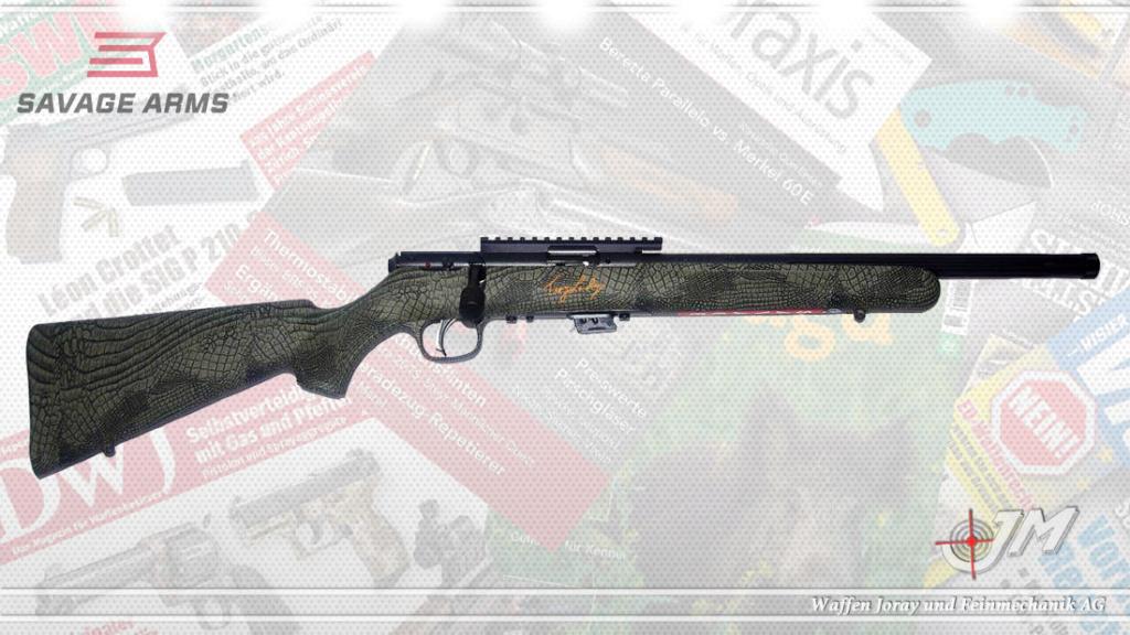La meilleure carabine 22 lr Savage10