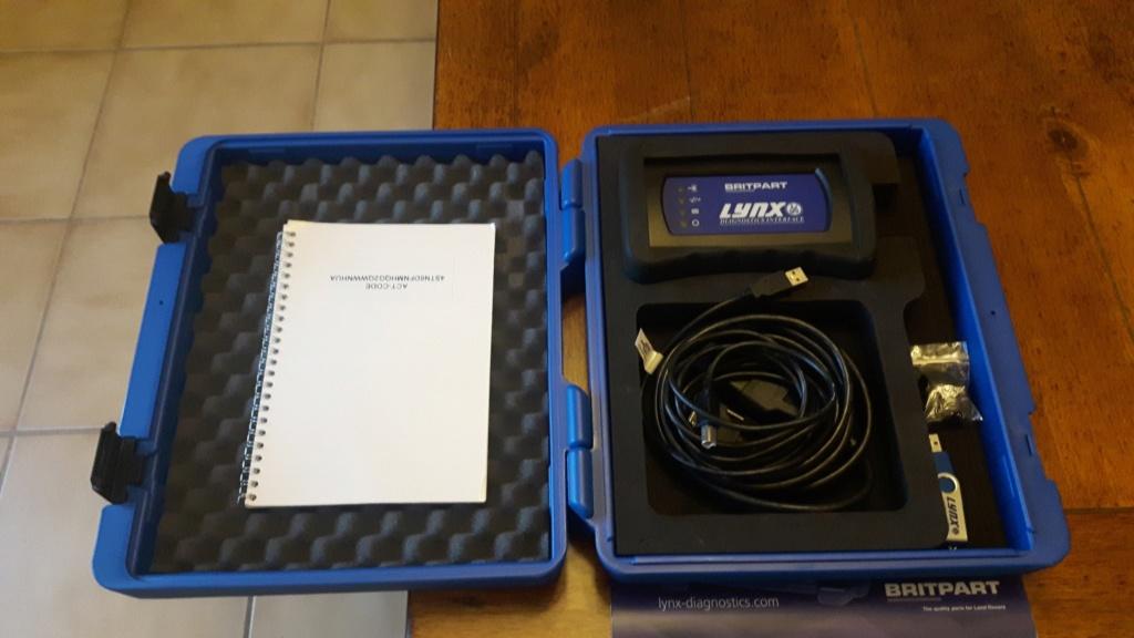 Lynx tout neuf dans sa boite 44514610