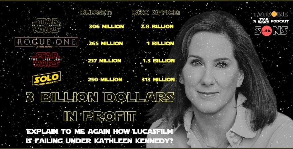 KK to Remain Head of Lucasfilm through 2021 Screen11