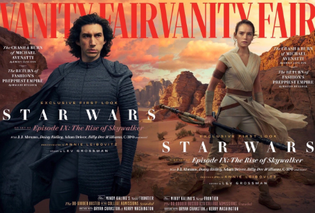 Vanity Fair Feature and Lebowitz Photos for The Rise of Skywalker - Page 3 Screen22