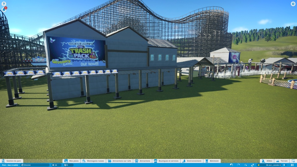 Remake La Ronde - Planet Coaster - Page 2 20181012