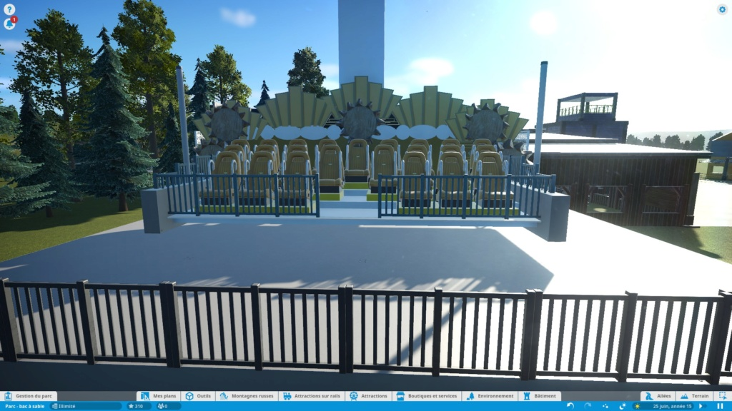 Remake La Ronde - Planet Coaster - Page 2 49334010