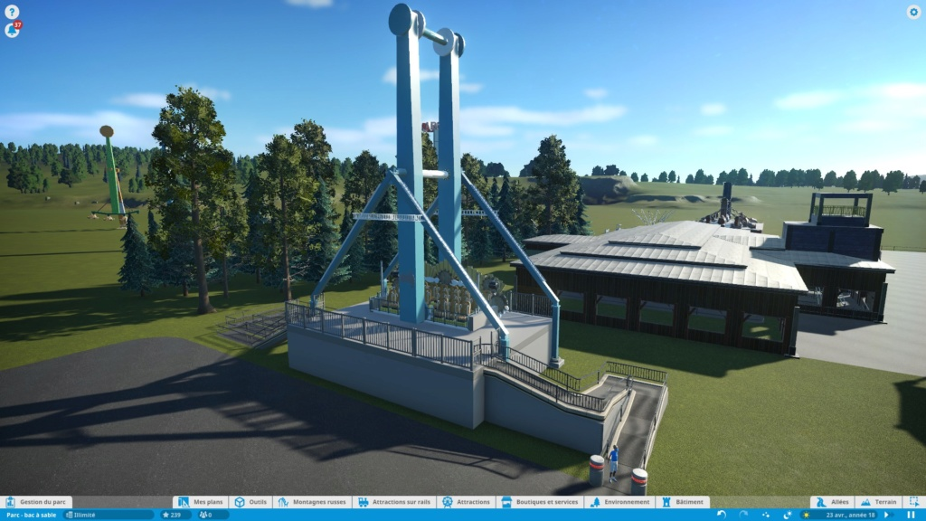 Remake La Ronde - Planet Coaster - Page 2 49334011