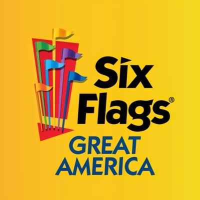 Six Flags Great America Js975-10