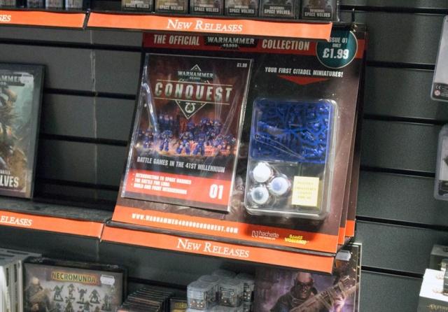 Conquest : Warhammer 40.000 fasciculos (!?!?) Conque10