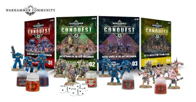 Conquest : Warhammer 40.000 fasciculos (!?!?) Fascic10