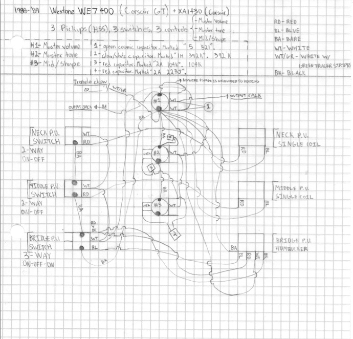 wiring - XA1430/WE7400 Wiring Diagram Help Weston14