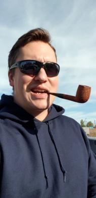 16 octobre, à la Sainte Edwige, préférez la pipe aux tiges.  20191010