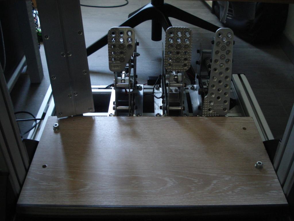 [Pédalier] Pédalier LM (Prototype DIY)  Dsc00011
