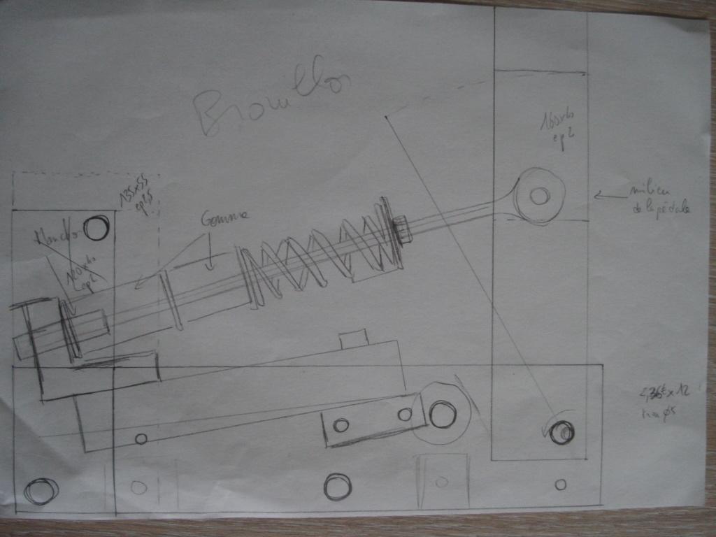 [Pédalier] Pédalier LM (Prototype DIY)  Dsc00013
