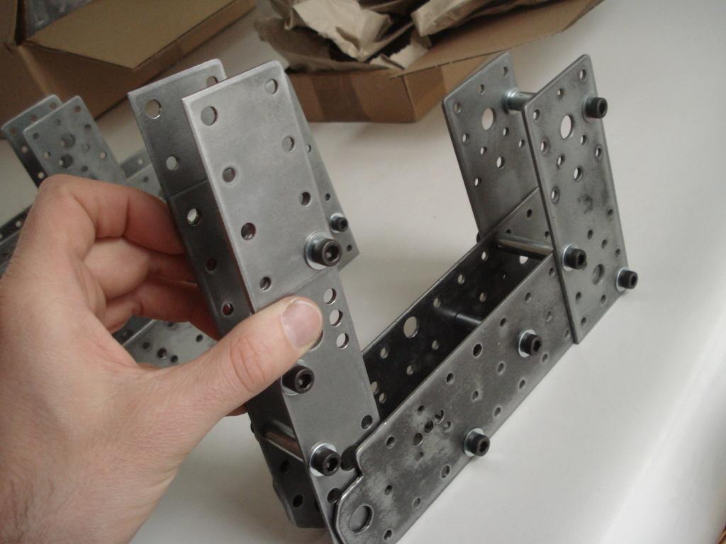 [Pédalier] Pédalier LM (Prototype DIY)  Dsc00018