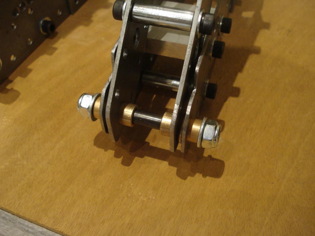 [Pédalier] Pédalier LM (Prototype DIY)  Dsc00020