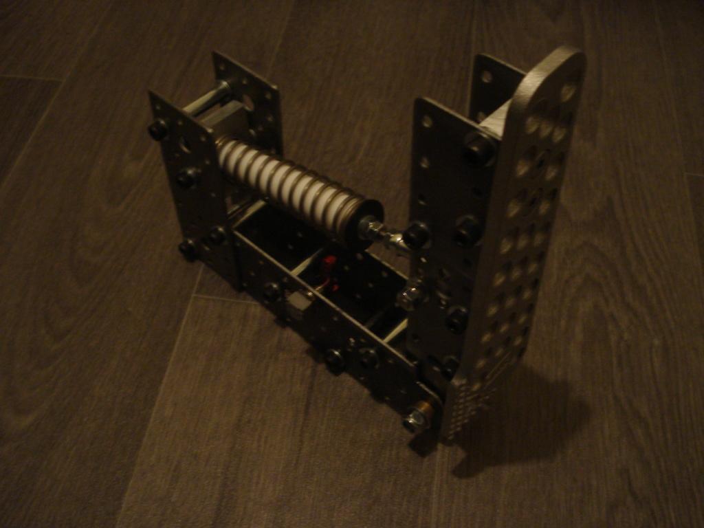 [Pédalier] Pédalier LM (Prototype DIY)  Dsc00022