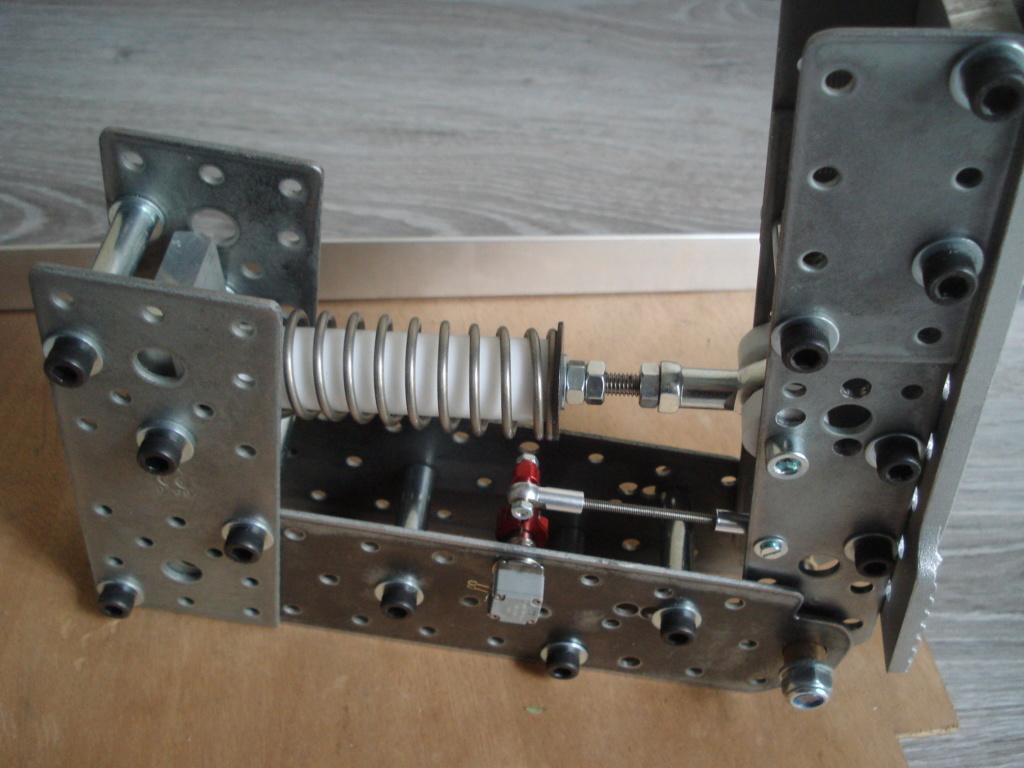 [Pédalier] Pédalier LM (Prototype DIY)  Dsc00026