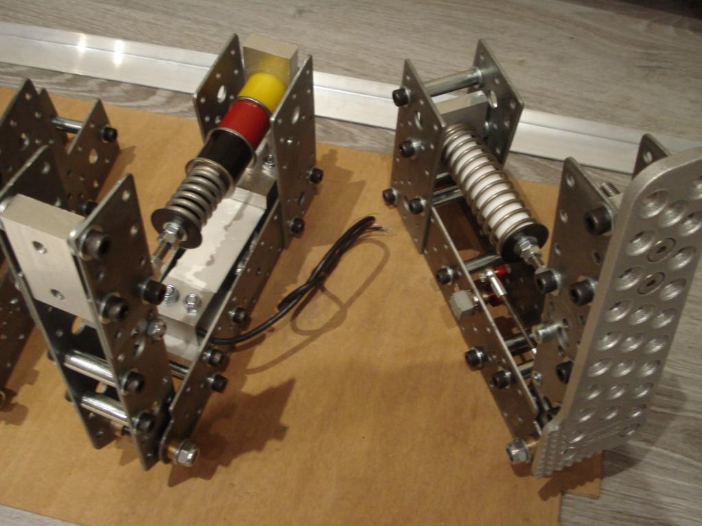 [Pédalier] Pédalier LM (Prototype DIY)  Dsc00027