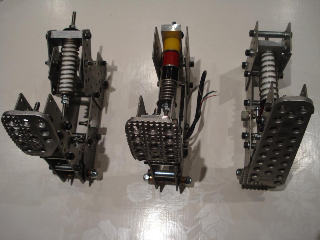 [Pédalier] Pédalier LM (Prototype DIY)  Dsc00032