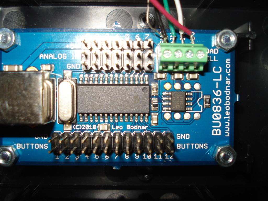 [Pédalier] Pédalier LM (Prototype DIY)  Dsc00037