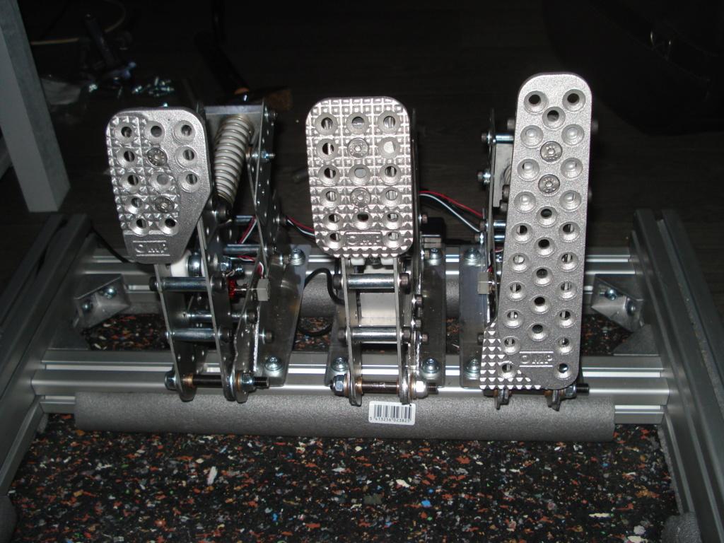 [Pédalier] Pédalier LM (Prototype DIY)  Dsc00039