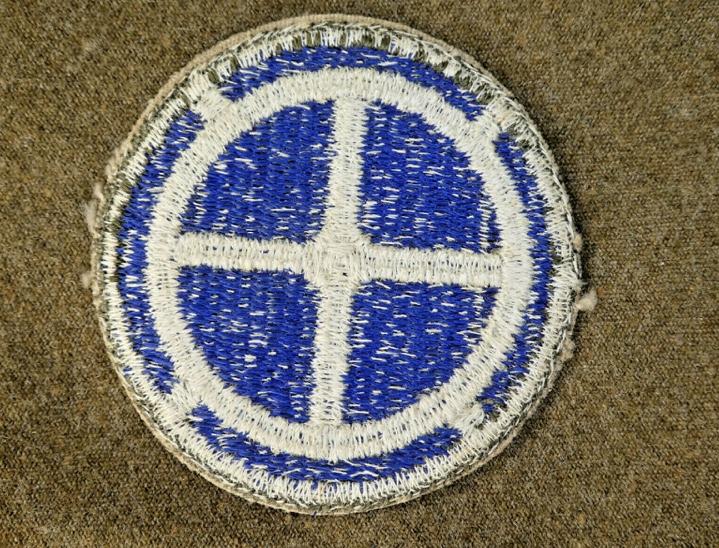 Insigne 35th Infantry division  0258fa10