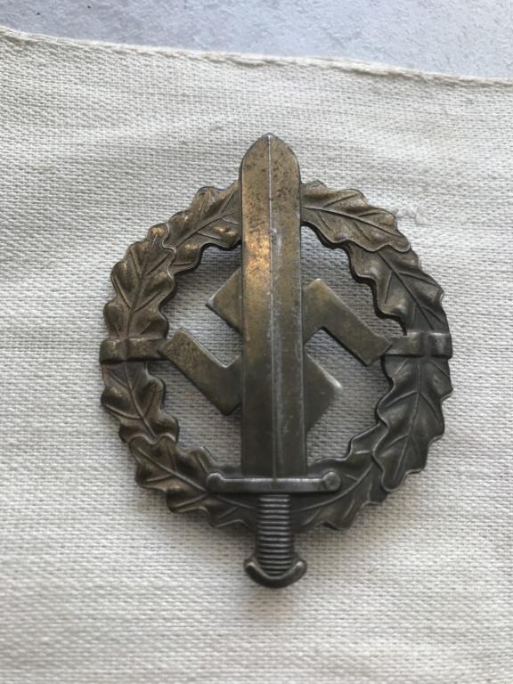 Badge SA sport allemand ww2 45b5ae10
