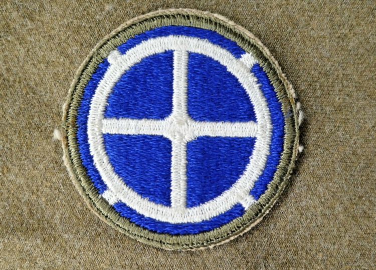 Insigne 35th Infantry division  81e30810