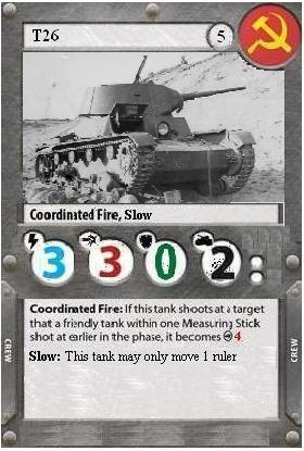 T26 for GF9 tanks! T-2610