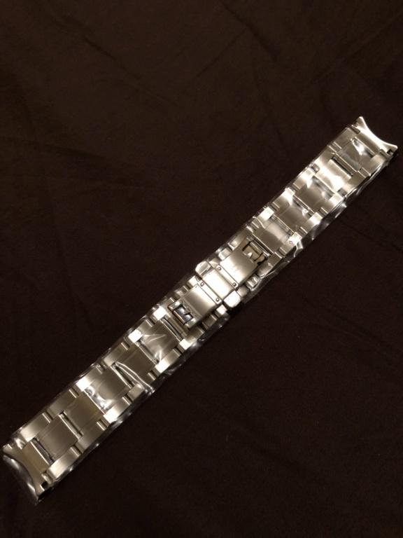 victorinox - [Vendu] Bracelet métal pour Victorinox Alliance mechanical 26f4af10